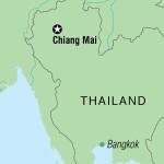 Column #53 Chiangmai, Thailand