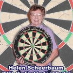 Column #158 Still, the First Lady of Darts!