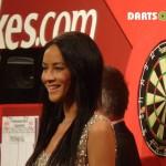 Column #339 Sky Sports darts walk-on girl – Nicola Elisa Moriarty