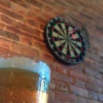 Column #133 The King of Beer and the King of Darts