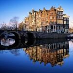 Column #39 Amsterdam, Netherlands