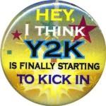 Column #72 The Y2K Crisis