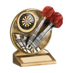Column #424 Who's the Real Darts World Champion?