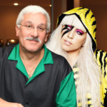 Column #430 Dartoid interviews (and throws darts) with Lady Gaga!