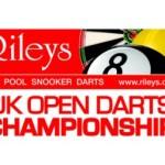 Column #HR4 Riley's Dart Zone UK Open