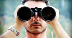 binoculars-watching