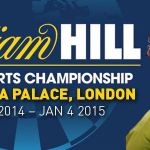 Column #JB36  The William Hill World Championship