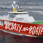 Column #HR167  Boaty McBoatface