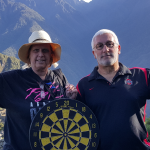 Column #516  Bromberg and the 'Toid storm Machu Picchu!