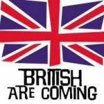 Column #HR203  The British are coming! The British are coming!