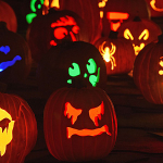 Column #546  It's Halloween! Or Punky Night, if you live in Somerset, England!