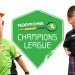 Column #HR241  Paddy Power Champions League of Darts