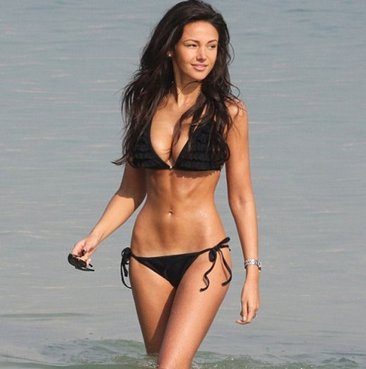 August 2019 Double Out Shot: Michelle Keegan