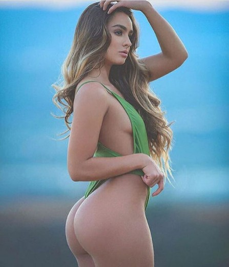 September 2019 Double Out Shot: Sommer Ray